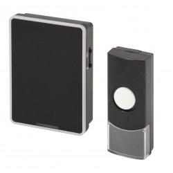 Campanello wireless 80mt nero