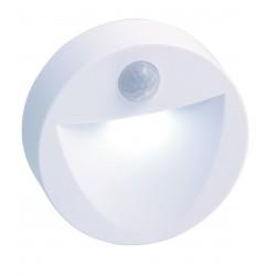 Luce notturna led con sensore di movimento
