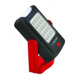 Mini luce da lavoro con magnete 20+3 smd led