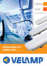 CATALOGO LIGHTING 2016