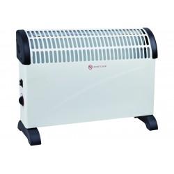 Mobiler elektrischer konvektor mit thermostat 2kw