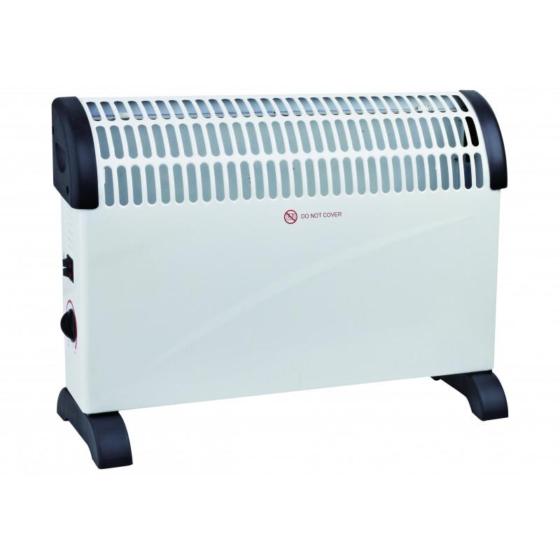 Convecteur mobile électrique avec thermostat 2kw