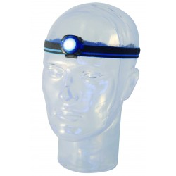Ultralight 2 4 led ultra light headlamp batteries included