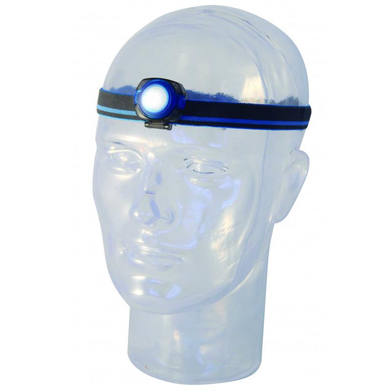 Ultralight 2 4 led ultra light headlamp batteries included