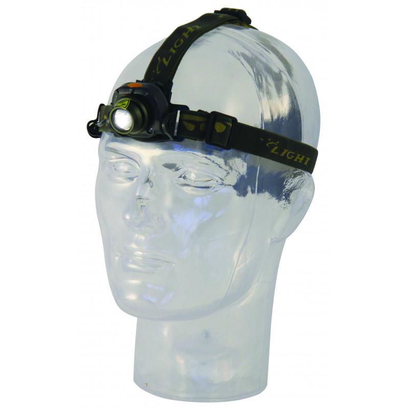 New zeus 3w cree led headlamp with ir on/off switch