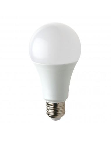 Lampadina SMD LED, Goccia A60, 15W/1520lm, base E27, 3000K