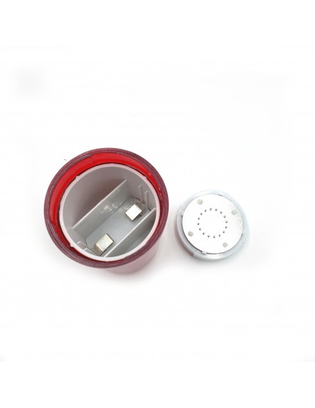 LUMINO: reusable LED grave light IL01.012S Velamp Votive lights