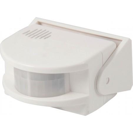 VIGIL: Bewegungsmelder mit Klingel und Alarm  MS004.006L Schnurlose Türklingeln Velamp