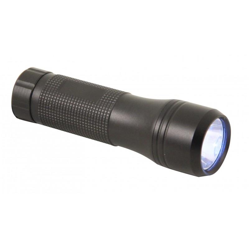 Torcia led in alluminio 3w odin D85.012M Torce LED Velamp