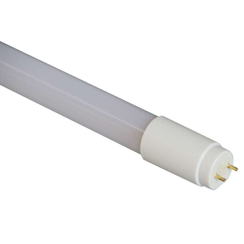 SMD 2835 9W LED tube, made of glass. 60cm. 4000K TBLED9W-4000K Velamp Waterproof fittings