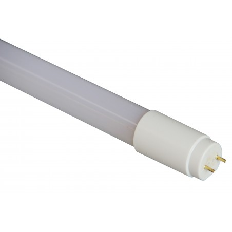 SMD 2835 9W LED tube, made of glass. 60cm. 6500K TBLED9W-6500K Velamp Waterproof fittings