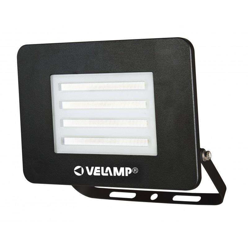 PADLIGHT4, proiettore LED SMD 50W IP65, nero, 6500K IS760-4-6500K Faretti LED da esterno Velamp
