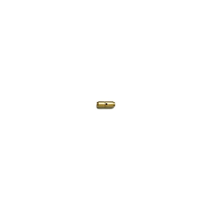 Giunto girevole Ø 12mm, filettato M5 per l'unione di due sonde tiracavi  ASL05 Accessori Velamp