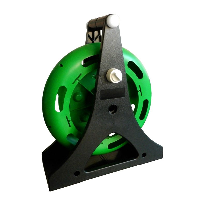 Vertical plastic reel Ø 320mm for cable pulling probes up to 50 meters ASP07 Velamp Fishtape accessories