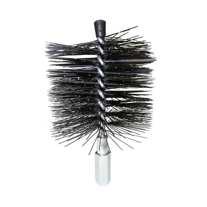 Brush Ø 100mm, M12 threaded ASX07 Stak Fishtape accessories
