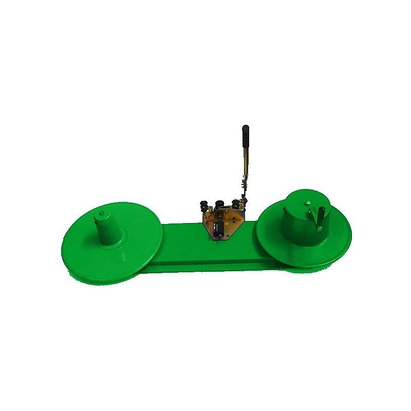 Riavvolgitore-misuratore per cavi e sonde tiracavi Ø da 0,5 a 15mm AVV01 Accessori Stak