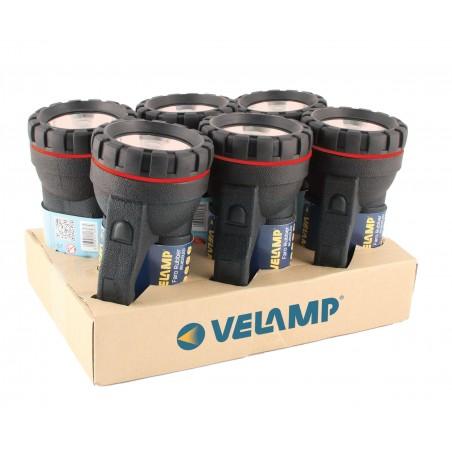 Faro led 0,5w a pile in caucciù naturale rubber led IRUB20LED Fari da lavoro (spotlight) Velamp