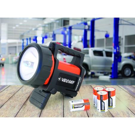 Faro led 1w per pile 4r25/4d non fornite doomster basic IR666-DRY.006S Fari da lavoro (spotlight) Velamp