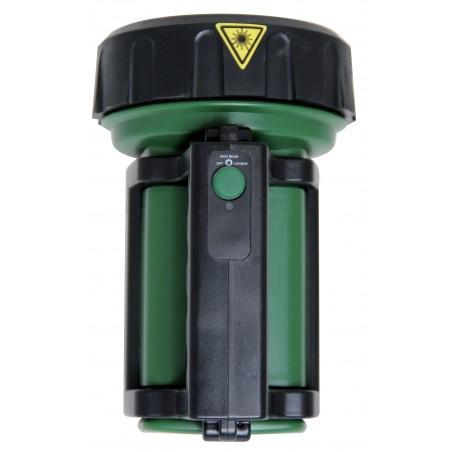 Faro ricaricabile anti blackout led cree 5w doomster power IR666-5W.006S Fari da lavoro (spotlight) Velamp