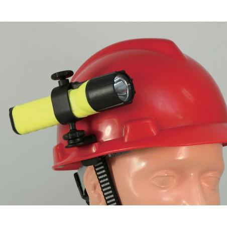 Clip di installazione a casco fatex01 FA01C Torce LED Velamp