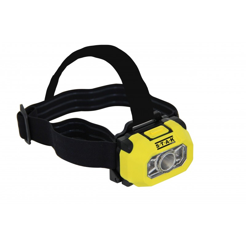 Lumière frontale ATEX 200lm IP67 LED CREE HEADEX.006L Torches LED Stak