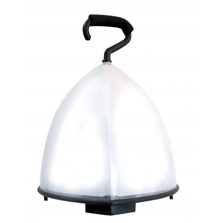 BALLOON: ballon lumineux LED 120W. Câble 5 m et 3 prises de service ST8400 Lumières de chantier 360° Stak