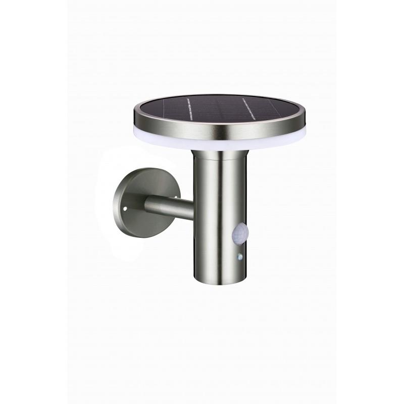 DEVILS: 600lm solar charging wall lamp with IR motion sensor SL330 Velamp Solar lighting