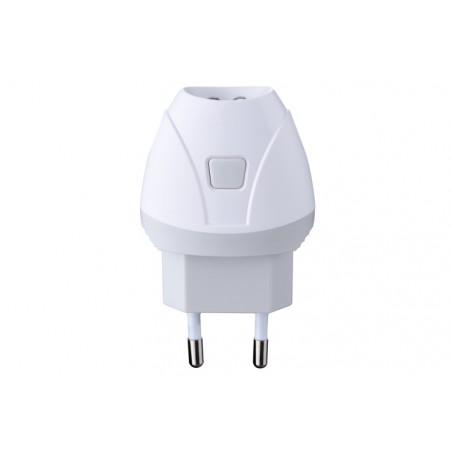 Punto luce con funzione torcia e anti black out lucciola IR04 Luci di emergenza portatili Velamp