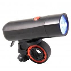 Bike set led kit luces led posterior + anterior para bicicletas