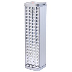 Lampada metal safe antiblackout in alluminio 80led 5w
