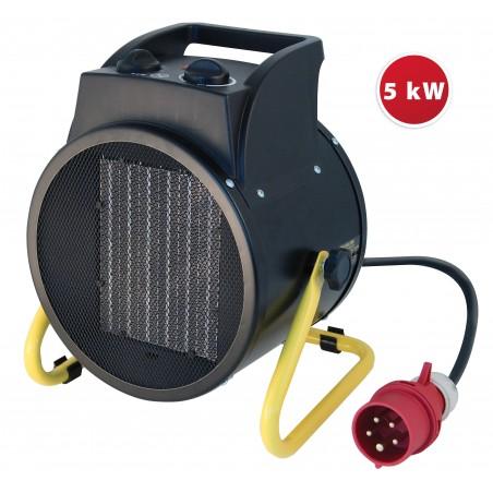Generatore di aria calda ptc 5kw STH5000W Riscaldamento e ventilazione per il cantiere Velamp