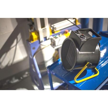 Generotore di aria calda ptc 5kw STH5000W Riscaldamento e ventilazione per il cantiere Velamp