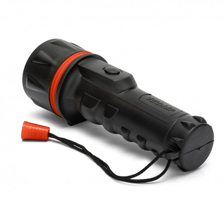 Torcia led in gomma 2d rubber led IRUB2LED Torce LED Velamp