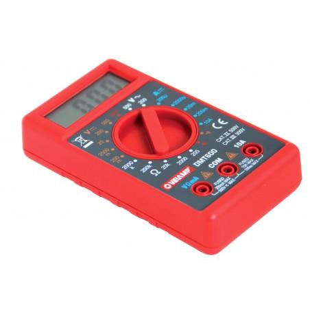 Tester digitale 6 in 1 con sonde DMT600.006L Multimetri digitali e tester Velamp