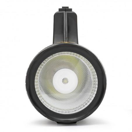Faro led ricaricabile 3w con caricatori e cinghia icaro IR554LED.012S Fari da lavoro (spotlight) Velamp