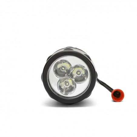 Torcia LED in gomma 3d rubber led IRUB3LED Torce LED Velamp