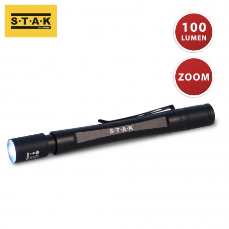 BANGALORE: 5W LED penlight with zoom ST004 Velamp Construction site lights
