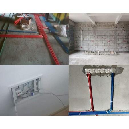 Kabelzugsonde aus Nylon-Stahl, schwarz, Ø6 mm, 20 Meter SAN6-020 Sonden für industrielle Anlagentechniker Stak