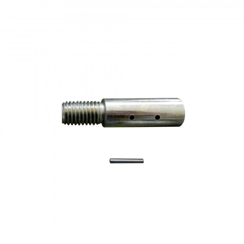 Perno di testa M12 DX Ø 11mm ASX09 Accessori Velamp