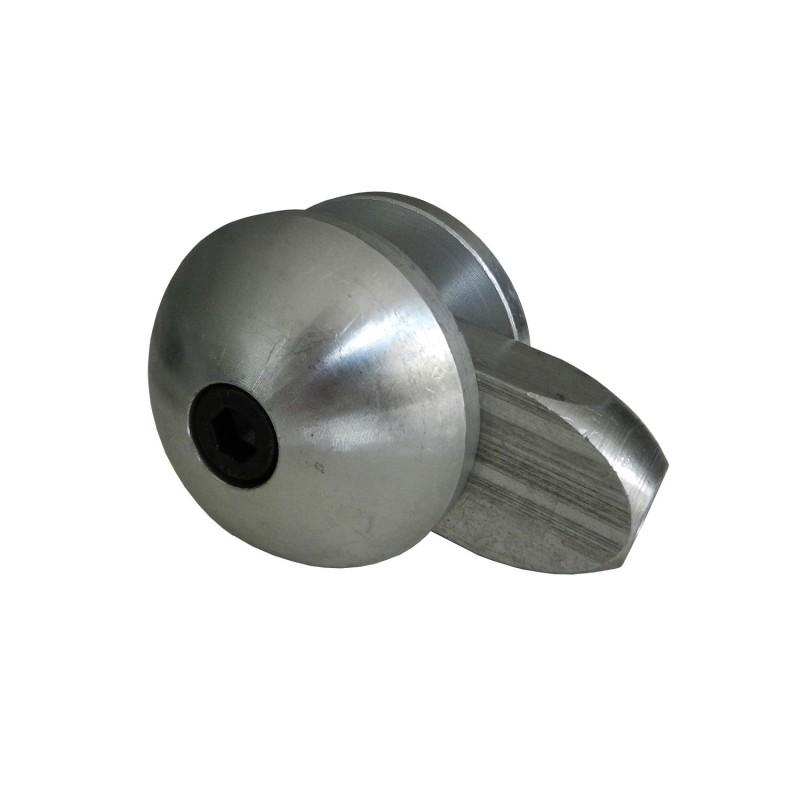 Ruota di scorrimento con oliva per sonde diametro 9 10 11 e 14mm ASX02 Accessori Stak