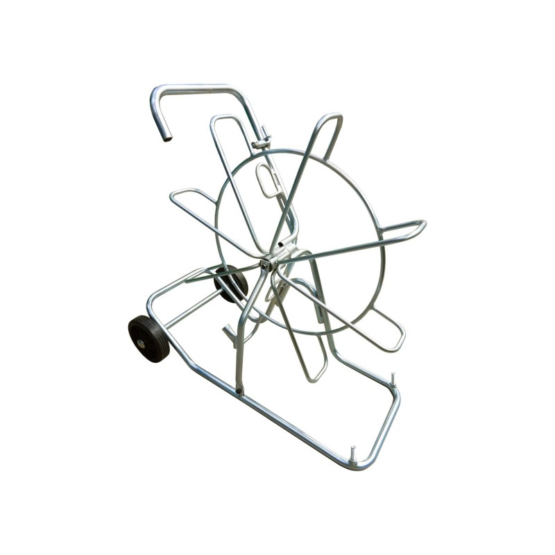 Aspo verticale Ø 800mm per sonde tiracavi, con ruote ASP05 Accessori Stak