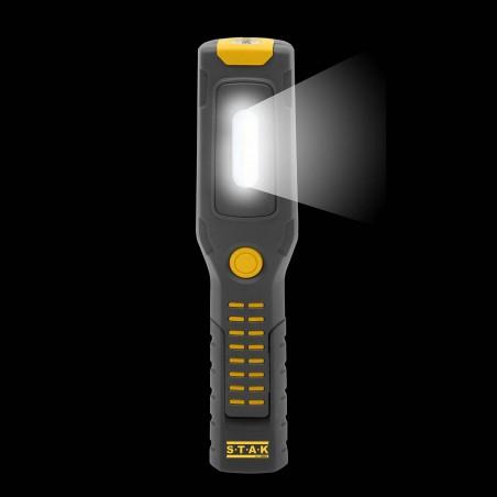 ALAMO: Lampada da lavoro LED ricaricabile multifunzione ST472 Torce e luci da lavoro per il professionista Stak