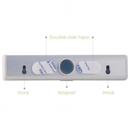 SMARTY: mini reglette LED COB con rilevatore di movimento LT011 Luci per armadi Velamp