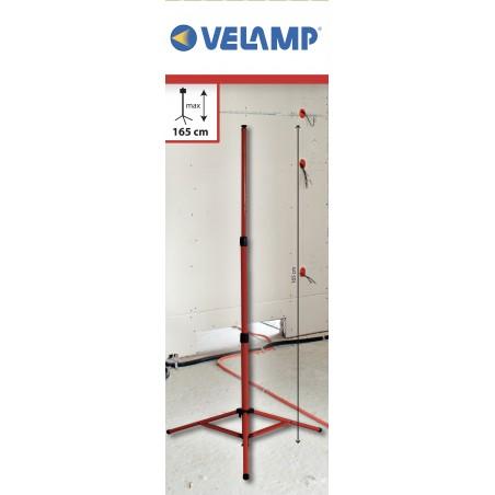 1,65mt aluminium tripod TRIPOD.001S Velamp Tripods & accessories