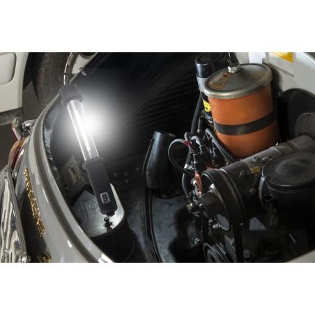 LIGHT STICK: worklight COB 3W, ricaricabile, con magnete, gancio IS575 Lampade da lavoro ricaricabili e a pile Velamp