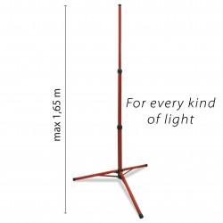 Stativ 1,5 m für Strahler TRIPOD.001S Stative Velamp