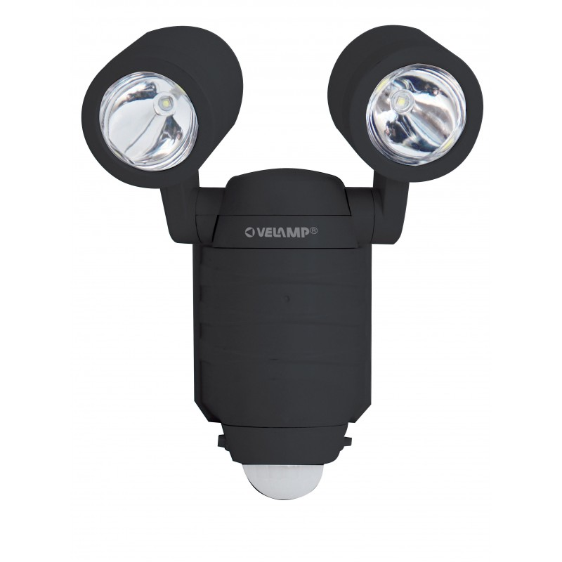 FROG: proyector LED a pilas 450 lumen IP44 IS352.006S Velamp Proyectores LED para exterior