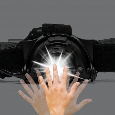 KAIZER: lámpara frontal recargable de 10 W y 900 lúmenes, con zoom ST201 Stak Linternas y luces de trabajo para profesionales