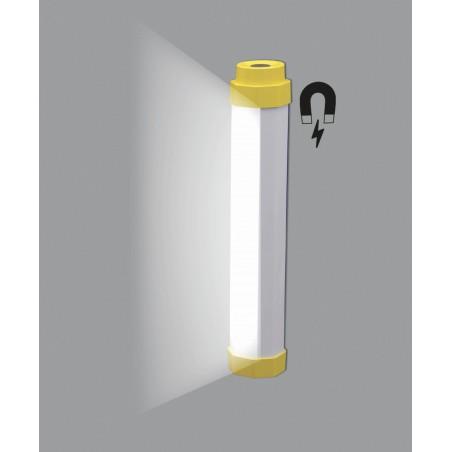 LUMIBAR: 300lm tubular work light + torch + powerbank. Rechargeable ST177 Stak LED flashlights