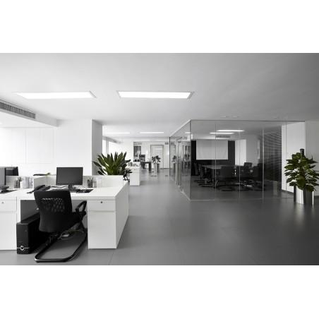 ICEBERG: Panneau LED 60x60 Backlight, 3800 lumen, 3000K. blanc PANLED05-3000K Eclairage d'intérieur Velamp